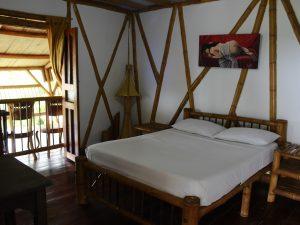 Habitacion Sencilla Hotel de la Guadua