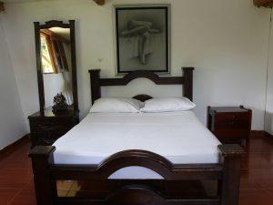 Habitación Suite Hotel de la Guadua